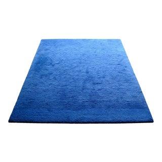 Aspland Wool & Silk Scandinavian Rug - 5′3″ × 7′3″