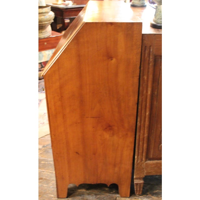 Cherry Fall Front Desk, Circa 1800 - Image 7 of 11