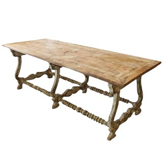 19th Century, Spanish, Work Table