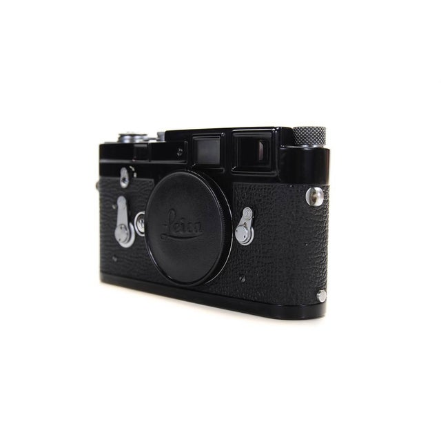 Leica M3 Black 1959 Pro Rangefinder Camera - Image 2 of 9