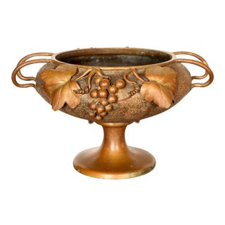Bronze Japanese Urn