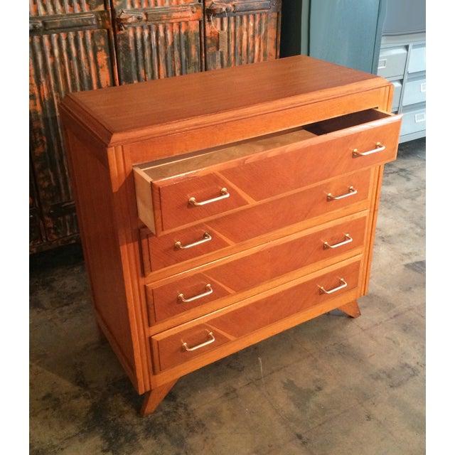 French Mid-Century Modern Dresser - Image 5 of 9
