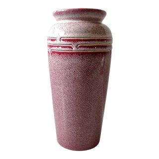 Harris Potteries Pottery Vase