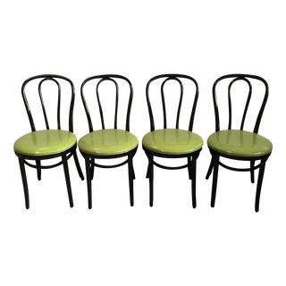 Thonet Bentwood Chairs - Set of 4