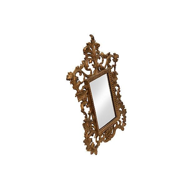 Image of Victorian Table Mirror