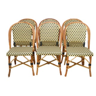 French Bistro Style Dining Chairs by Beau Fern - 6