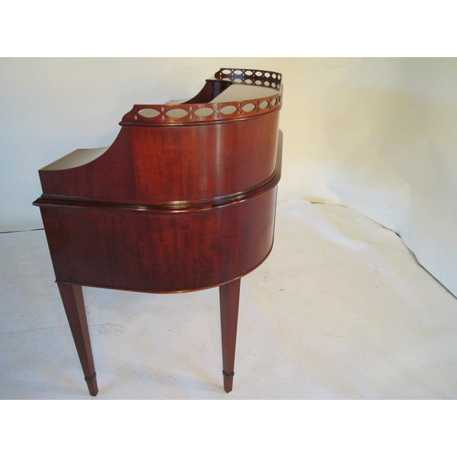 Joseph Gerte Carlton Desk - Image 4 of 11