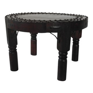 Rajasthani Studded Teak Coffee Table
