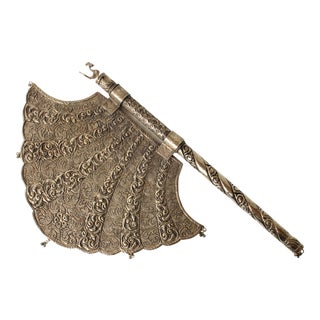 Indian Pankha Hand Fan