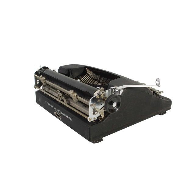 Image of 1940s Smith Corona Typewriter