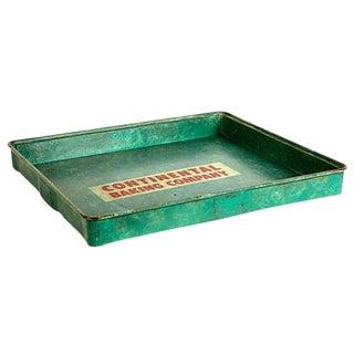 Vintage Baking Tray
