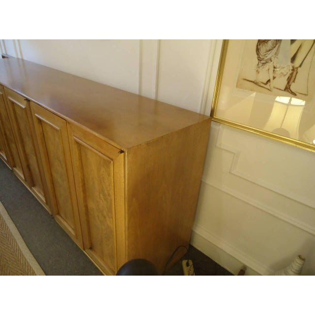 Milo Baughman for Directional Mid-Century Credenza - Image 6 of 7