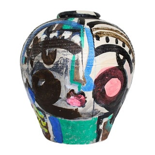 """""""Jug Face 2"""" by Sally King Benedict"""