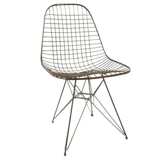 Eames Mid-Century Wire Chair