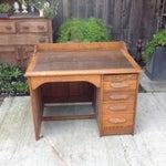 Image of Vintage Mission Desk