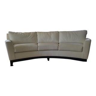 Elite Leather Monaco Sofa
