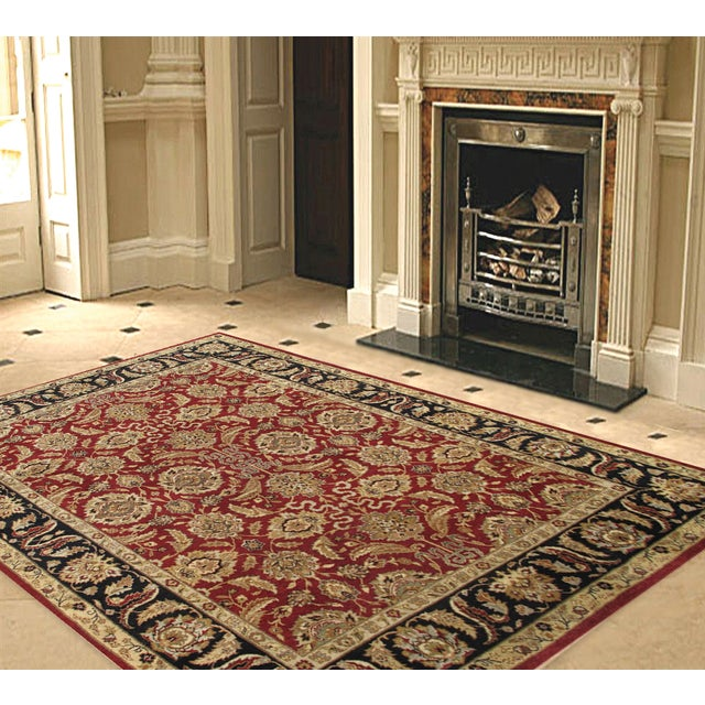 """Pasargad Agra Collection - 8' X 9'10"""" - Image 2 of 2"""