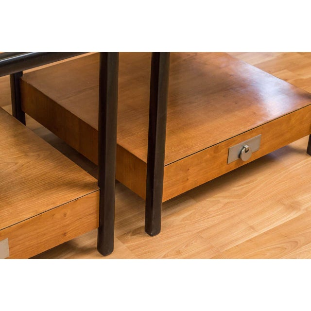 New World End Tables by Michael Taylor for Baker - Image 4 of 8