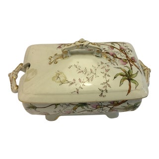 T&R Boote English Porcelain Serving Dish