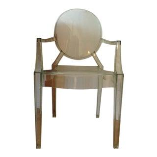 Kartell Louis Ghost Side Chair
