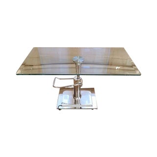 Hydra Design Pump Lever Adjustable Table