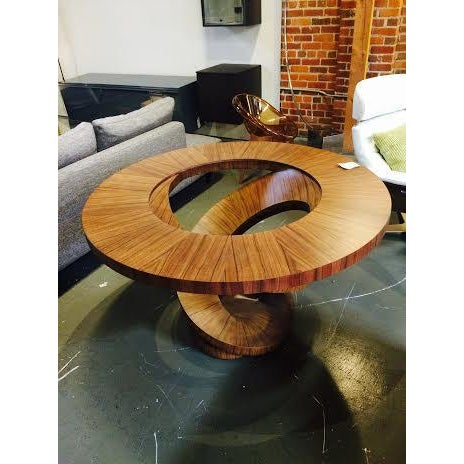 """Oggetti """"Fleur Dao"""" Twisted Base Table - Image 3 of 6"""