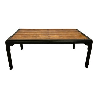 Chin Hua by Century Asian Chinoiserie Dining Table