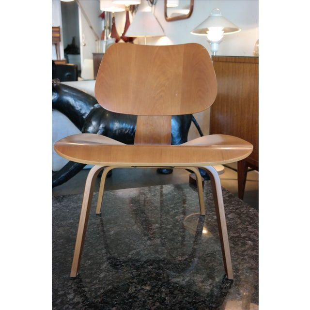Eames LCW Plywood Lounge Chair - Image 3 of 10