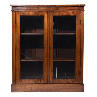 19th Century Empire-style Bookcase