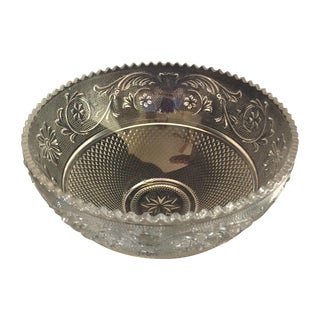 "Baccarat ""Arab"" Bowl"