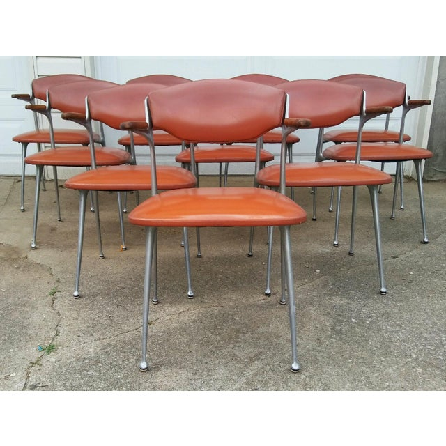 Rare Shelby Williams Gazelle Armchairs 1950s Chairish