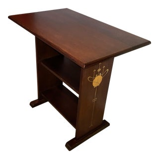 2007 Stickley Co. Harvey Ellis Inlaid Mission Style Table