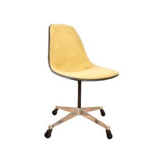 Vintage Eames Herman Miller Fiberglass Shell Chair
