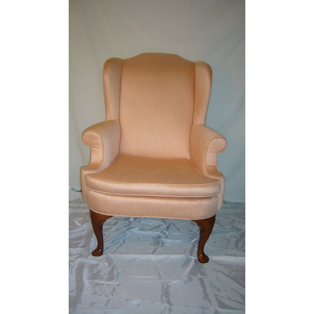 Bernhardt Wingback Chair - Image 2 of 8