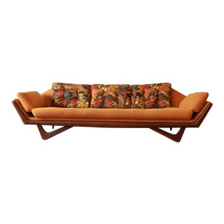 Adrian Pearsall for Craft Associates Gondola Sofa, Circa 1960