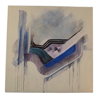 "Jose Esquivel ""2 a.m."" Street Art Painting"