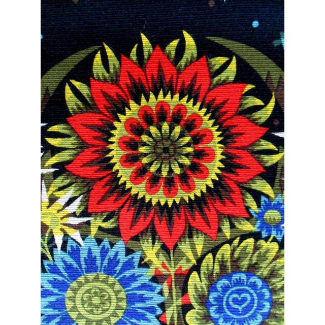 Alain Cornic for Aubusson Mid-Century Tapestry - Image 3 of 7