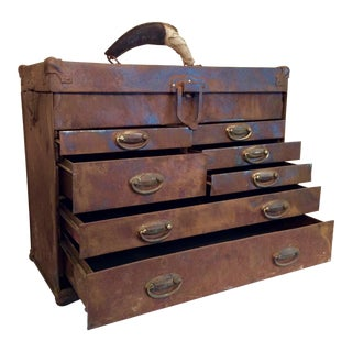 1925 Antique Kennedy Tool Chest