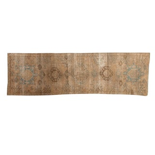 "Vintage Karaja Distressed Runner - 2'9"" X 8'11"""
