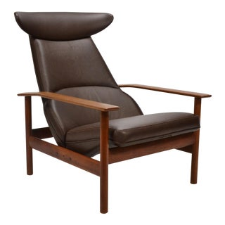 Sven Ivar Dysthe Reclining Lounge Chair