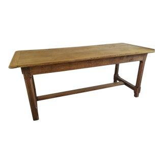 Oak Reclaimed Wood Dining Table