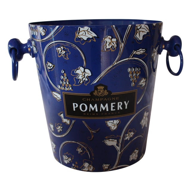 Image of French Pommery Champagne Bucket