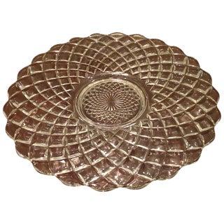 Vintage Fostoria Extra Large Platter