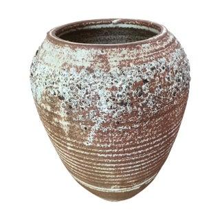Ceramic Textured Barnacal Vase
