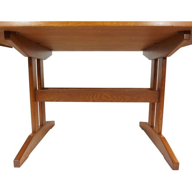 Vintage Danish Shaker Table - Image 4 of 10