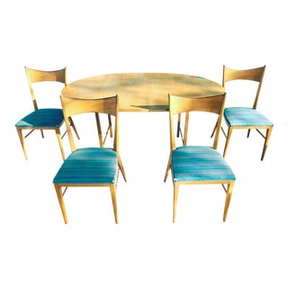 Paul McCobb for Calvin Furniture Dining Set