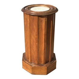 19th Century Column Potstand