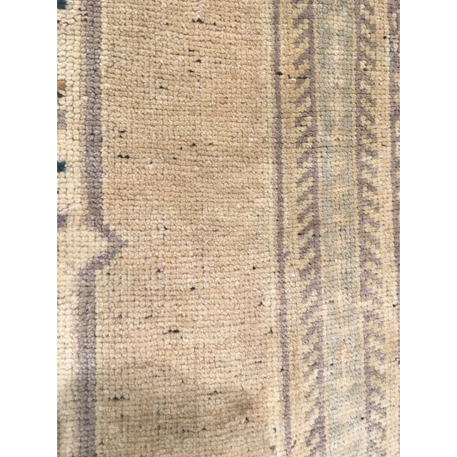 "Image of Vintage Bellwether Rugs Turkish Oushak Rug - 5'6""x9'11"""