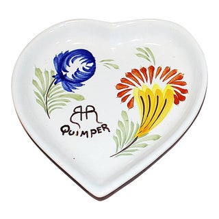 Quimper Faience Thanksgiving Dish