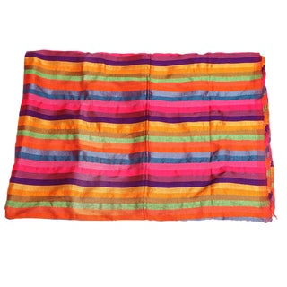 Rainbow Safi Throw